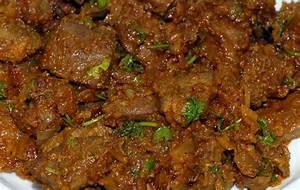 Liver Masala,Liver masala, chicken liver masala fry v