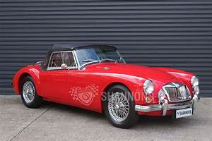 Sold  Mga 1600 Mk2 Roadster Auctions - Lot 13