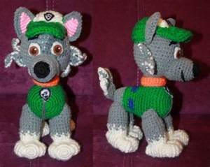 Spielzeug Auf Englisch : paw patrol rocky crochet pattern english pdf format h keln sache pinterest h keln ~ Orissabook.com Haus und Dekorationen