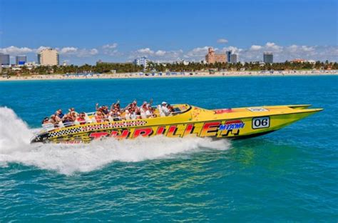 Speed Boat Tours by The 10 Best Things To Do In Miami Beach 2018 With