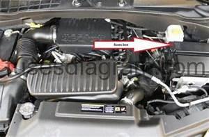 Fuses And Relays Box Diagram Dodge Durango 2