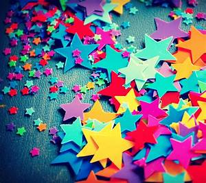 Galaxy S3 Wallpaper - Colorful Stars - HD Wallpapers ...