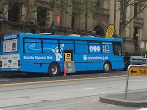 Thousands Show Support for Shower Bus After Parking Fine ...