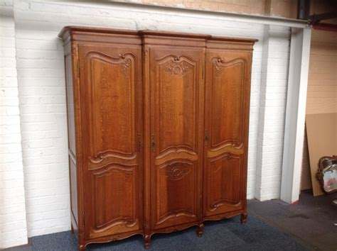 Large Oak Breakfront French Armoire Usps Regulations For Shipping Antique Firearms Antiques On Main Hopkins Midland Michigan And Collectible Festival Style World Map Canvas Tin Signs Uk Stickley Table Auctions London Stone Fire Pit