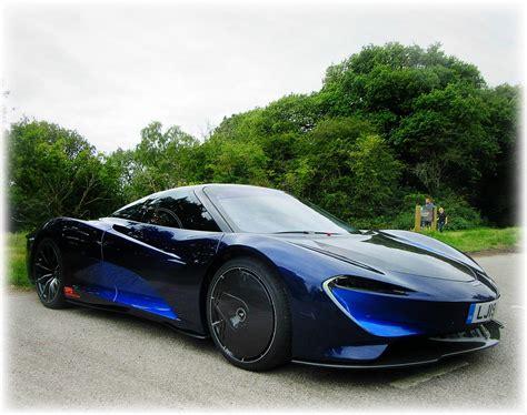 ~ 2019 Mclaren 'Speedtail ' ( XP3 Hybrid Prototype ...