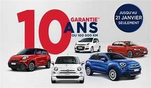 Extension Garantie Renault : fiat offre 10 ans de garantie sur sa gamme l 39 argus ~ Medecine-chirurgie-esthetiques.com Avis de Voitures