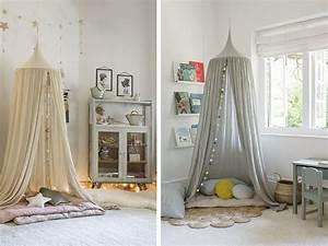 Cerceau Pour Ciel De Lit : le ciel de lit numero 74 joli place ~ Melissatoandfro.com Idées de Décoration
