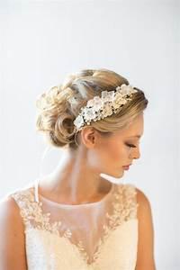 Wedding Headpiece Bridal Hair Accessory Bridal Ribbon