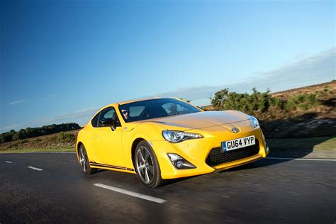 toyota gt giallo edition  review car magazine