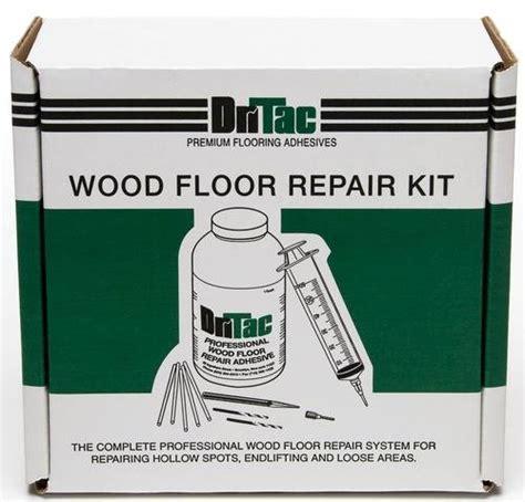 DriTac Wood Floor Repair Kit Engineered Flooring ONLY 32oz
