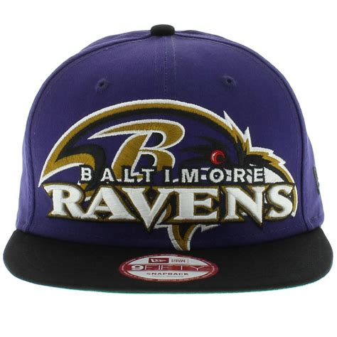 ravens colors baltimore ravens team colors the squared up snapback new