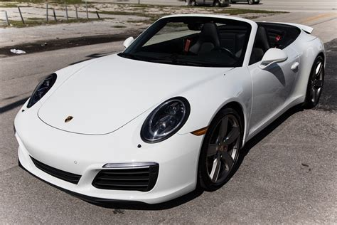 Compare porsche 911 horsepower with other cars in the same category. Used 2017 Porsche 911 Carrera S For Sale ($104,900) | Marino Performance Motors Stock #155114