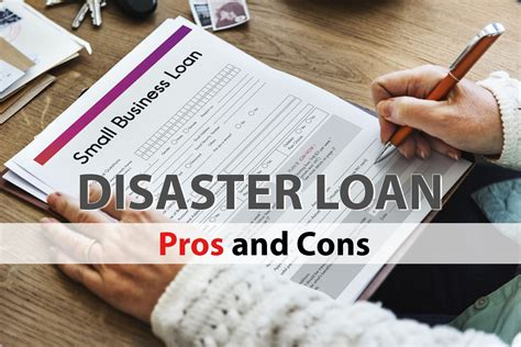 sba disaster loan pros  cons canterbury law group