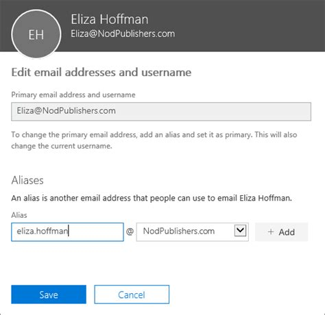 Office 365 Portal Forgot Password by Email Aliases Disappeared Microsoft Community