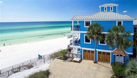 summer beach house destinations  families