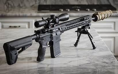 Rifle Background
