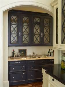 black butler s pantry cabinets with glass doors covetable designs kristin mullen bar