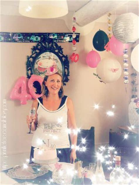glam chic  birthday party anniversaire  ans