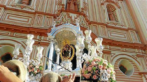 Programa de actos y cultos en honor a la Virgen de La ...