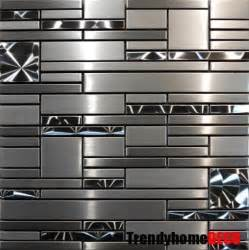 metal kitchen backsplash tiles 25 best ideas about stainless steel backsplash tiles on stainless steel kitchen