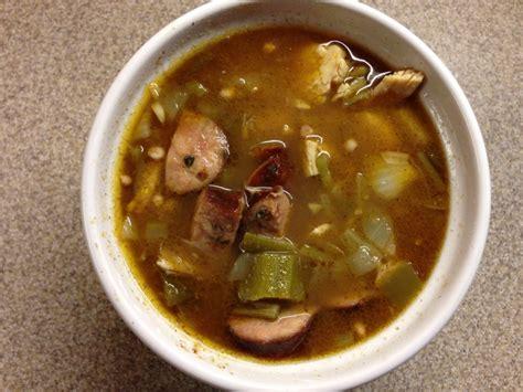 chicken gumbo chicken gumbo recipe dishmaps