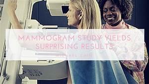 Mammogram Study Yields Surprising Results | Michael Chin ...