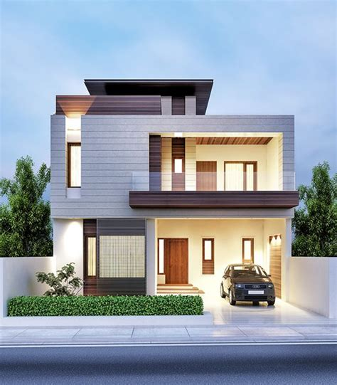 Modern Villa Exterior Designs Amazing Architecture