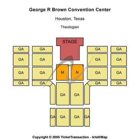 george brown convention center houston texas