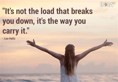 Inspirational Quote Image by Overcome Stress And Beat Your Monday Blues With