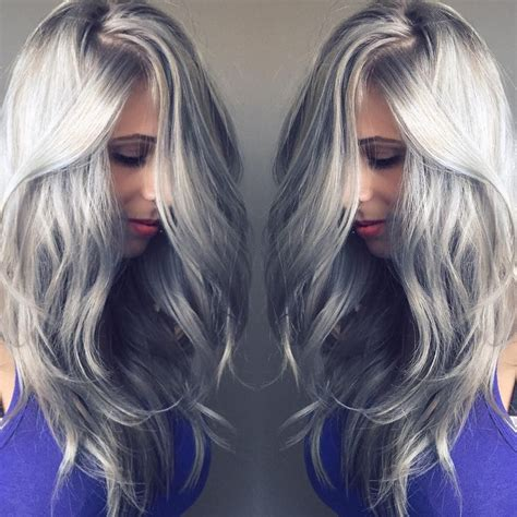 Choosing A Purple Shampoo Ashy Blonde Blonde Color And