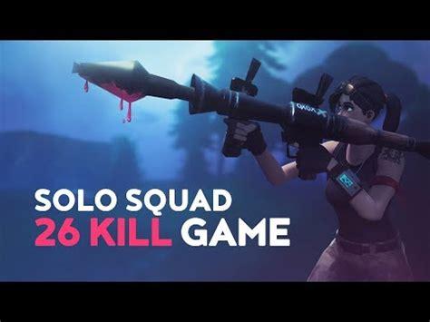 solo  squad  kill win dakotaz   beast