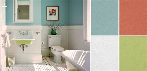 painted bathrooms ideas home tree atlas home decor ideas and mood boards part 15