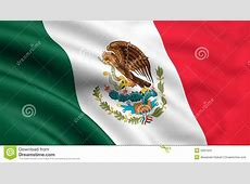 Flag Of Mexico Stock Images Image 4991504