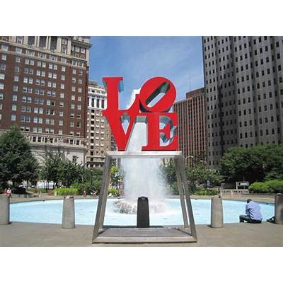 Love Park (Philadelphia PA) on TripAdvisor: Address
