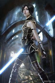Star Wars Satele Shan Cosplay