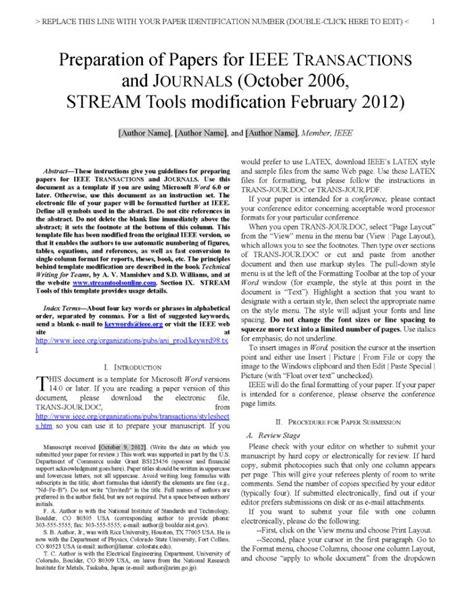appendix  ieee template  stream tools enabled  ieee journal template word