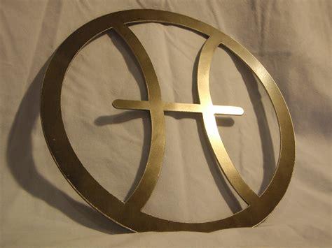 Greek Zodiac Circles-jbweldz Creative Metal Art