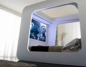 Lit Du Futur : le lit du futur partie 1 ~ Melissatoandfro.com Idées de Décoration