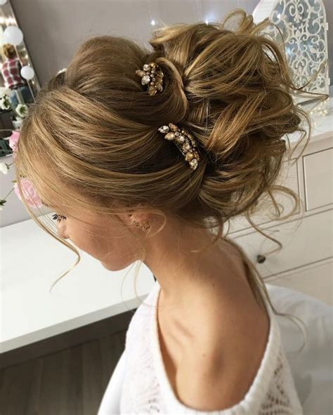 36 Messy Wedding Hair Updos For A Gorgeous Rustic Country