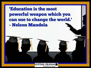 Education Is The Most Powerful Weapon Poster : 117 best education images on pinterest elementary teacher classroom whiteboard and music ~ Markanthonyermac.com Haus und Dekorationen