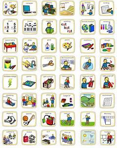 Visual Schedule For Autistic Children