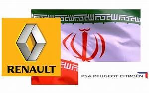 Renault Blain : renault se pr pare revenir en iran psa aussi blog automobile ~ Gottalentnigeria.com Avis de Voitures