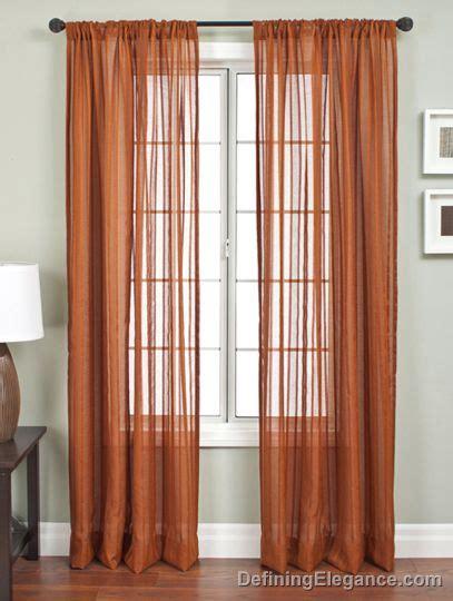 uuu softline home fashions drapery lithia stripe sheer panels