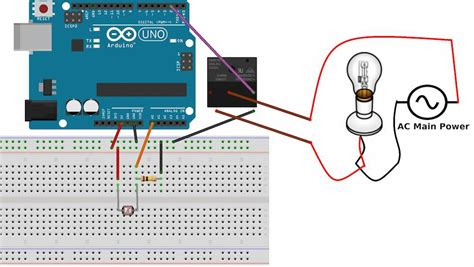 How Use Ldr Sensor With Arduino Maker Pro