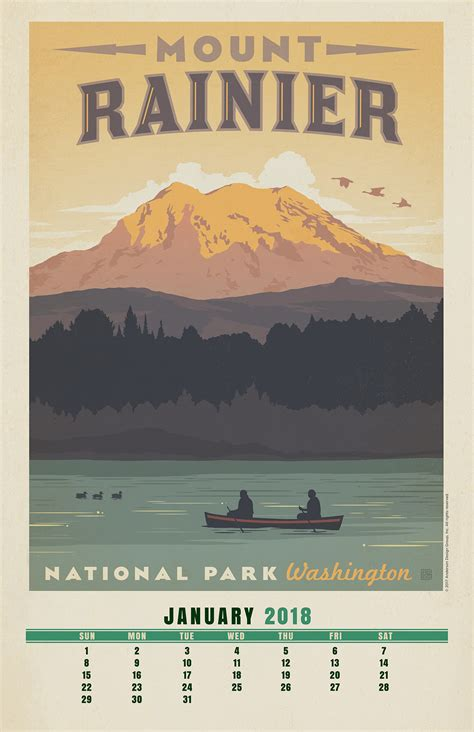 national parks posters deluxe zebrapublishing