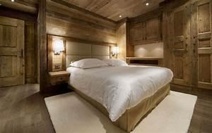 Schlafzimmer aus holz 26 tolle einrichtungen zum beneiden for Balkon teppich mit holz tapete schlafzimmer