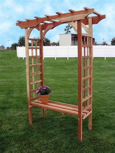 Arbor With Bench by Arbor And Bench Arbor Decal Galleries