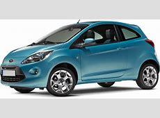 Prezzo auto usate Ford Ka 2012 quotazione eurotax