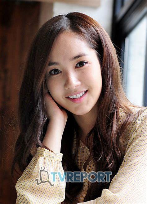 park min young korean actor actress