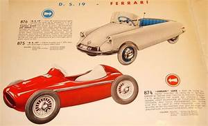 Carte A Pedale : ferrari pedal car collectors weekly ~ Melissatoandfro.com Idées de Décoration